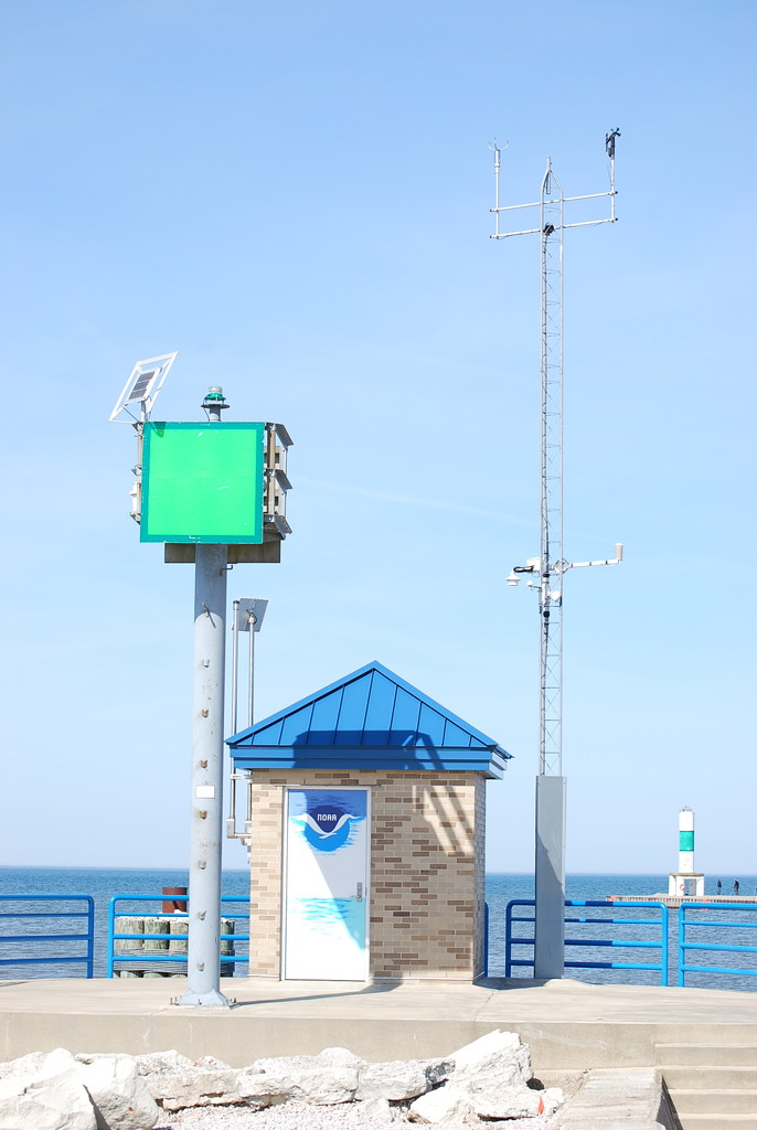 NOAA weather station by stillmoments33