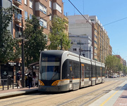 13th Apr 2021 - Tram