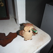 13th Apr 2021 - Owls #5: Ornament