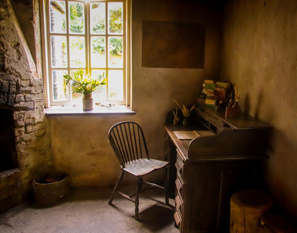 Head Gardeners Office by swillinbillyflynn
