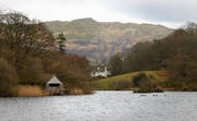 14th Apr 2021 - The boat house at Rydal Water