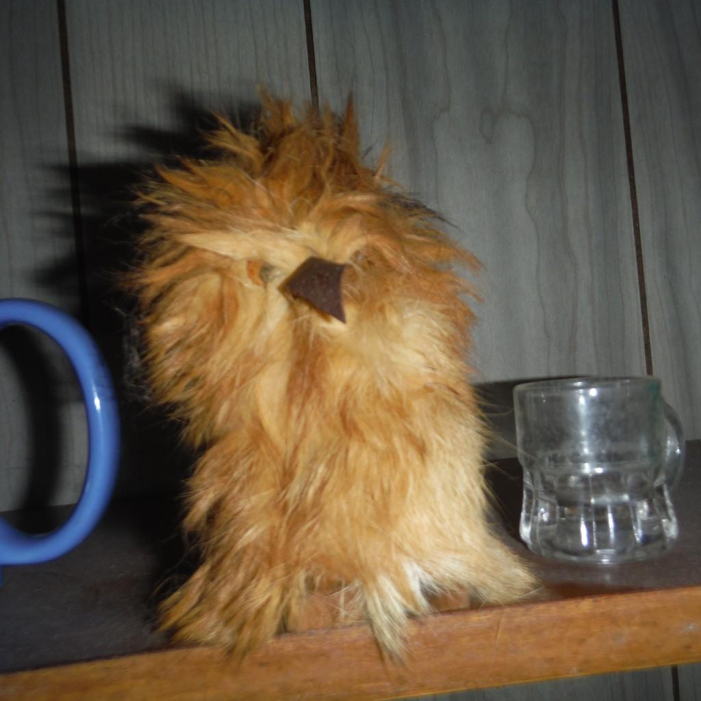 Owls #6: Ookpik by spanishliz
