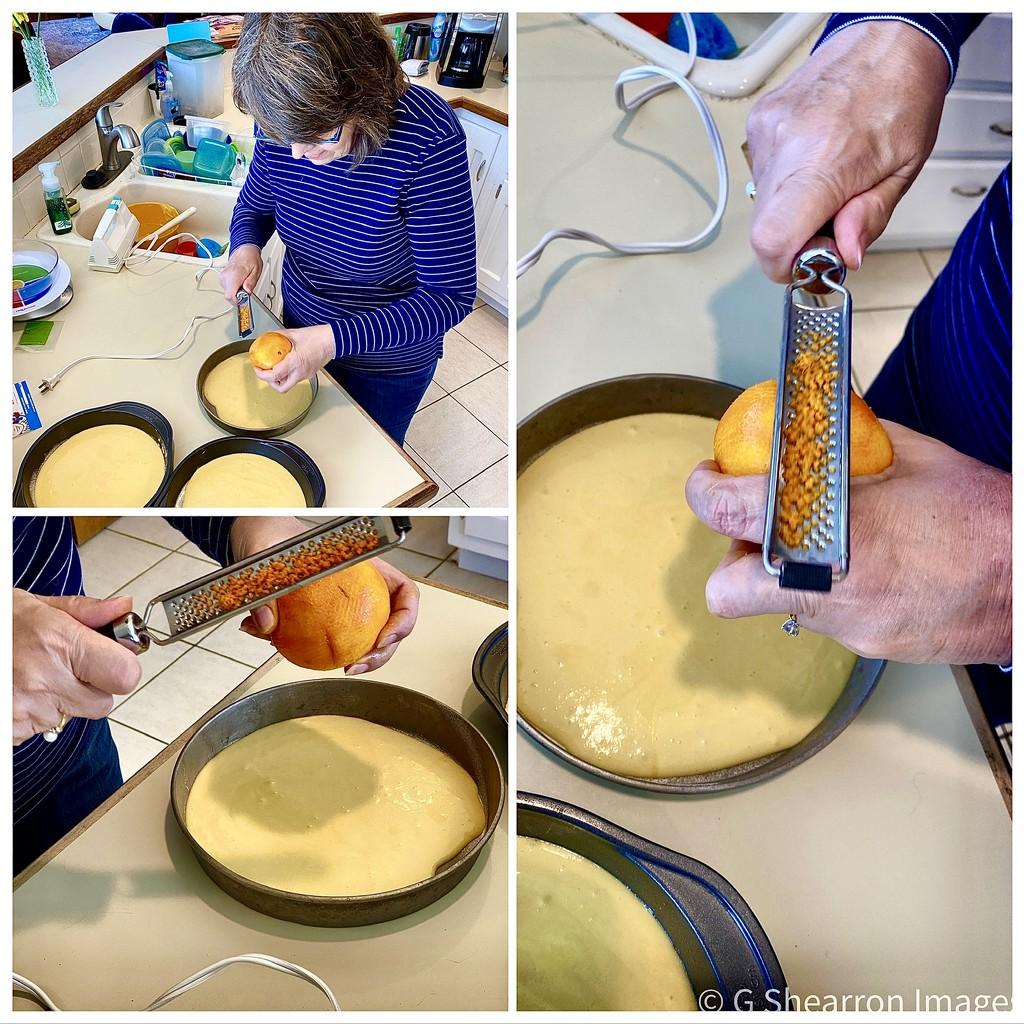 Wife Makes Orange Marmalade Cake by ggshearron
