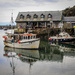 The fish shed in Mevagissey