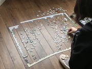 9th Apr 2021 - Puzzling session underway