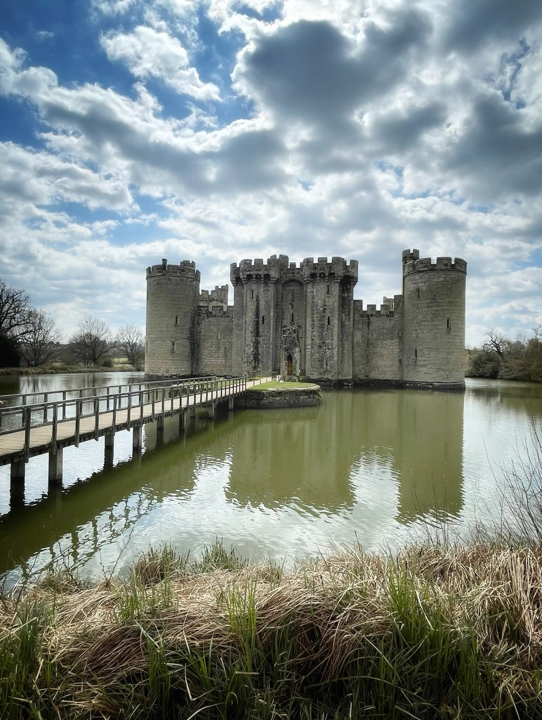 Bodium castle  by denful