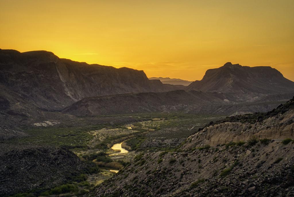 Fandango Dom Overlook Sunset by kvphoto