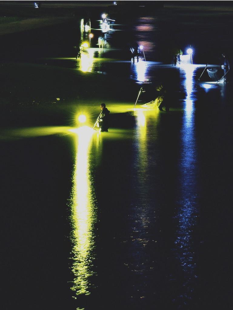 2021-04-15 Night Fishing by cityhillsandsea