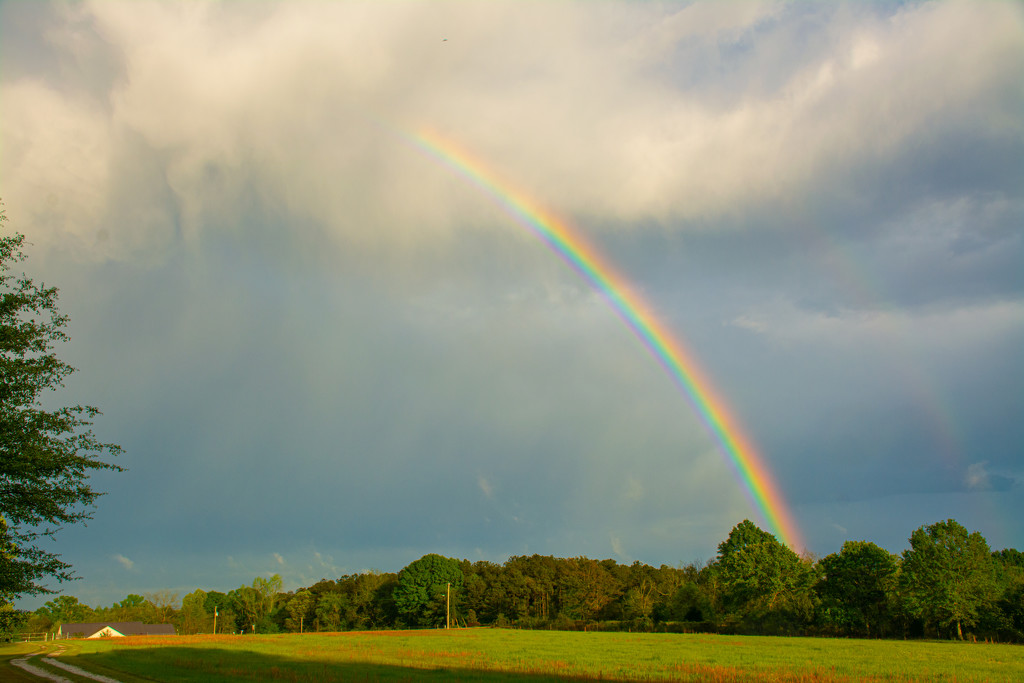 Spring rainbow... by thewatersphotos