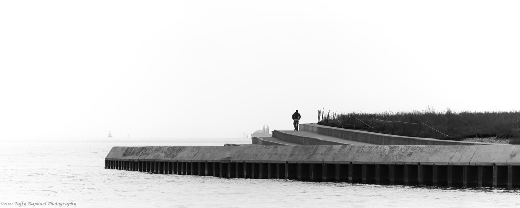 The (Old) Young Man and the (Sea) Lake by taffy