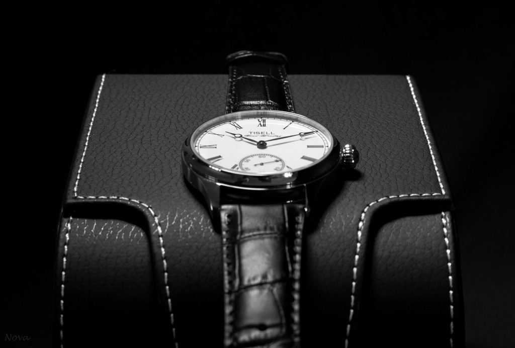 The new watch by novab