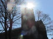 16th Apr 2021 - St. Charles' Church in glorious sunlight.