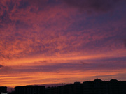 16th Apr 2021 - Sunset