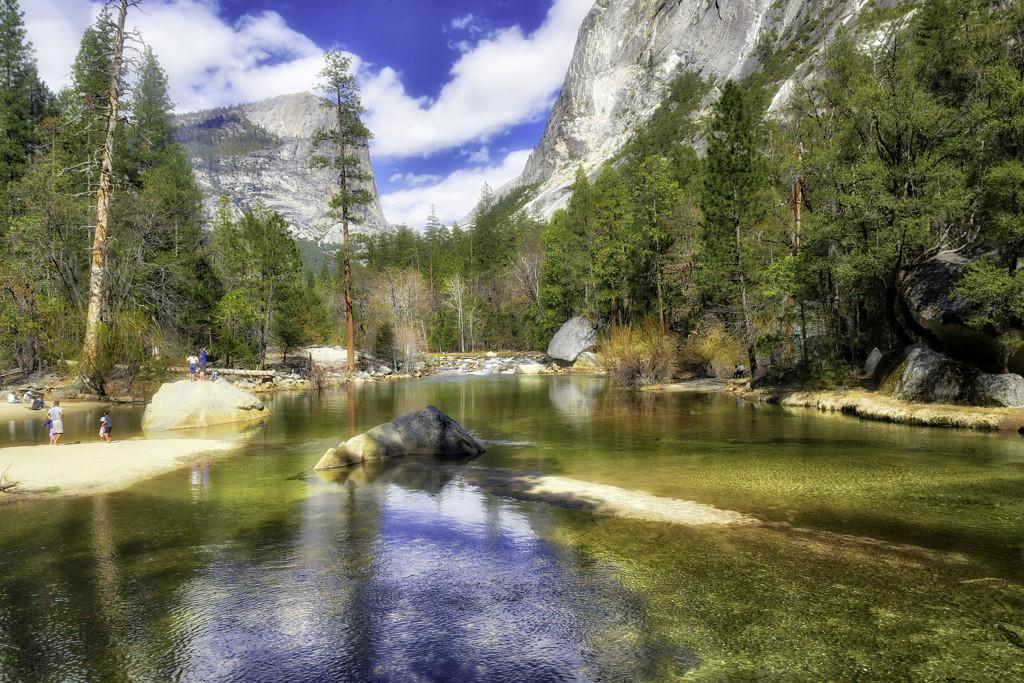 Mirror Lake Yosemite by joysfocus