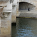 Strolling under the Pont Neuf