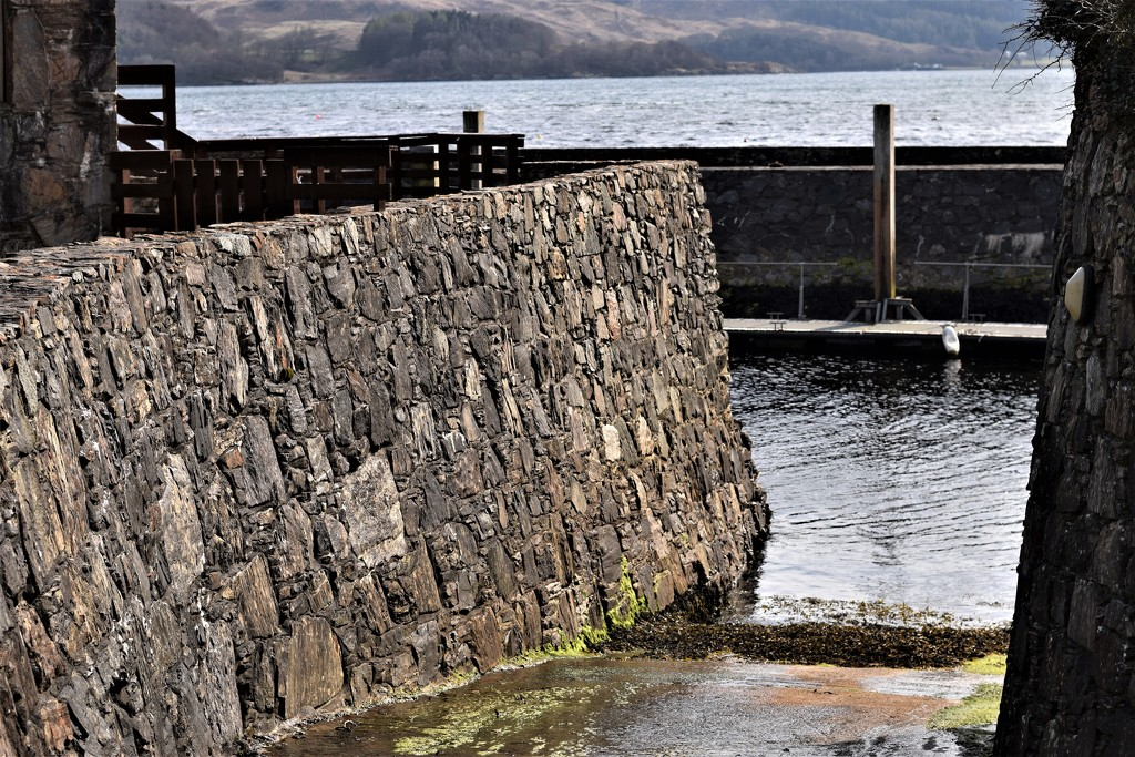 slipway wall by christophercox