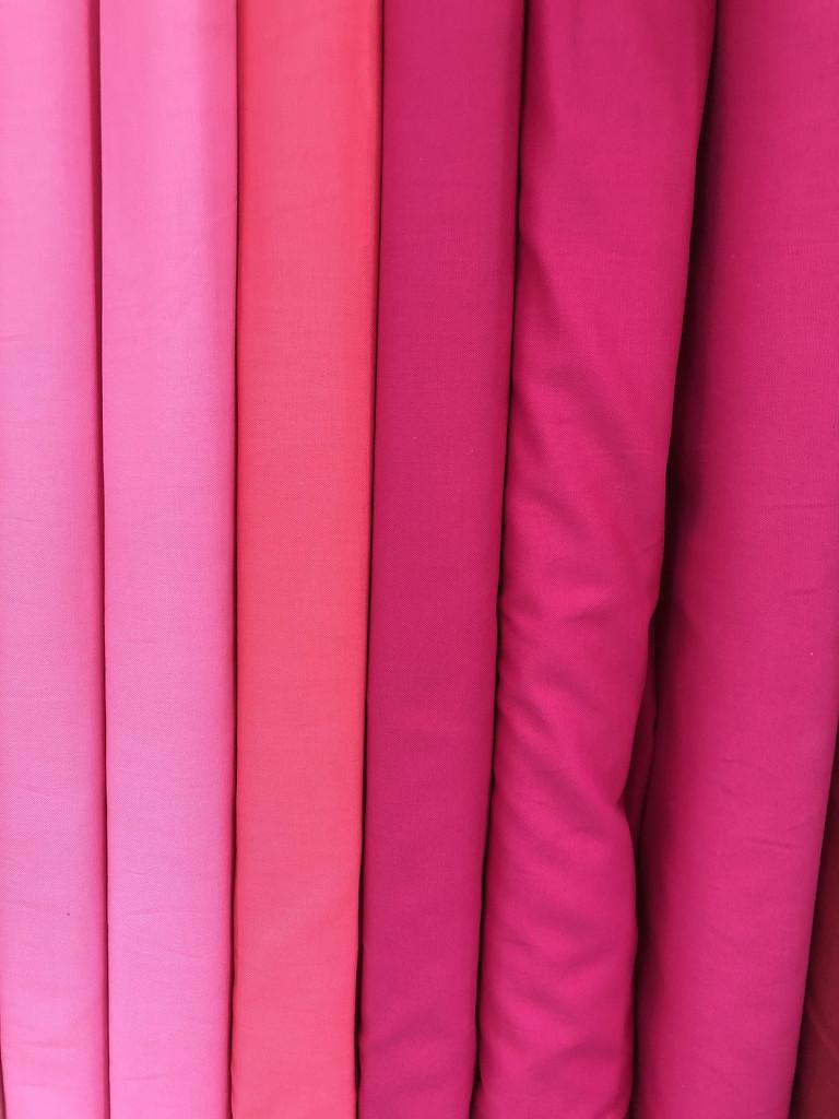 Pink material by homeschoolmom