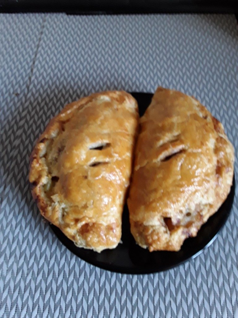 Two pasties by mave