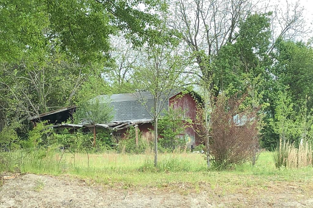 Hidden barn by homeschoolmom