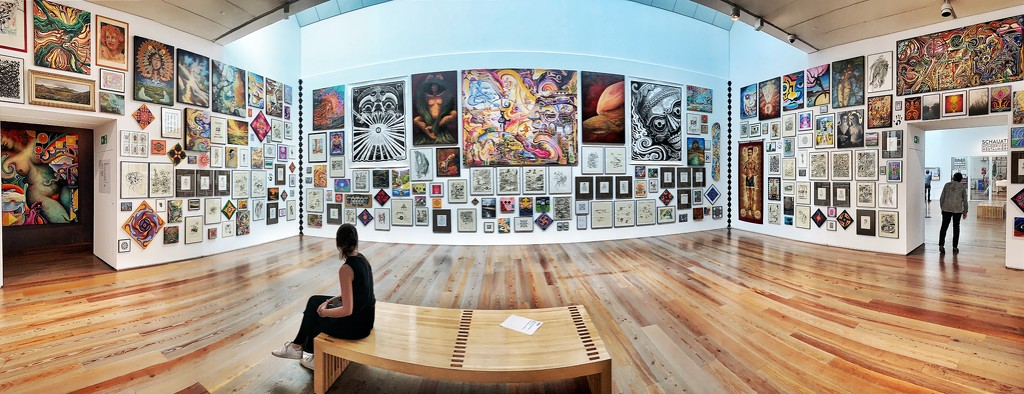 Panorama in the museum.  by cocobella