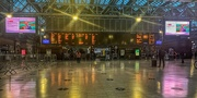 16th Apr 2021 - Quiet at Central Station