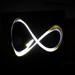 Light Painting: Infinity