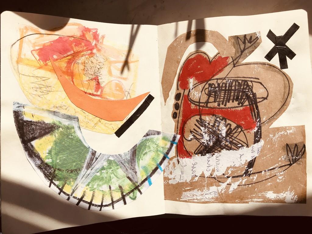 #14 sketchbook  by joemuli