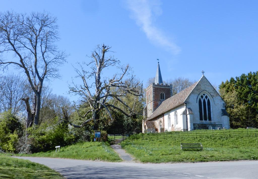 St Nicholas Church Arrington by busylady