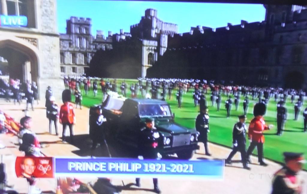 RIP Prince Philip by spanishliz