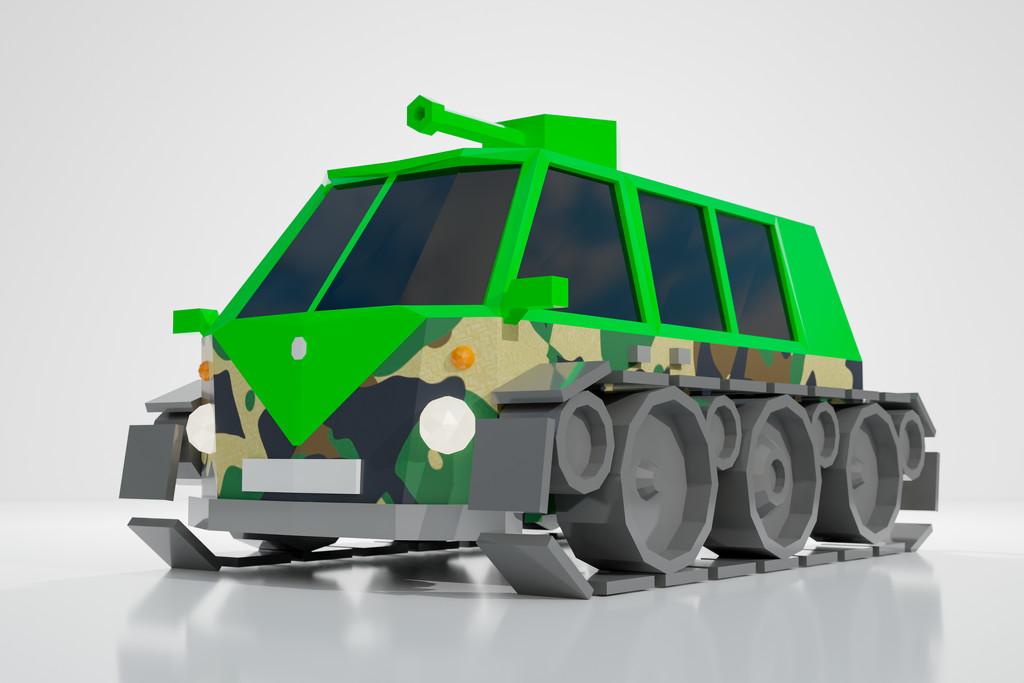 Dub Tank by humphreyhippo