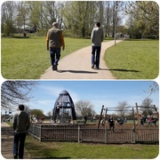 17th Apr 2021 - In the park