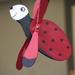 Ladybug Whirligig