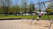 17th Apr 2021 - Swing me till summer, swing me through fall