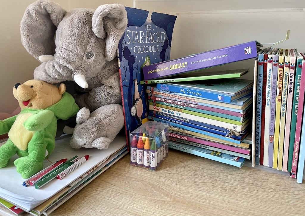 Nursery books by tinley23