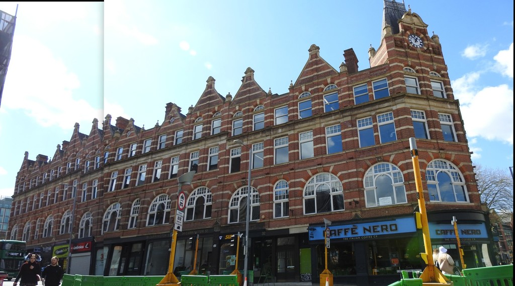 Carrington Street by oldjosh
