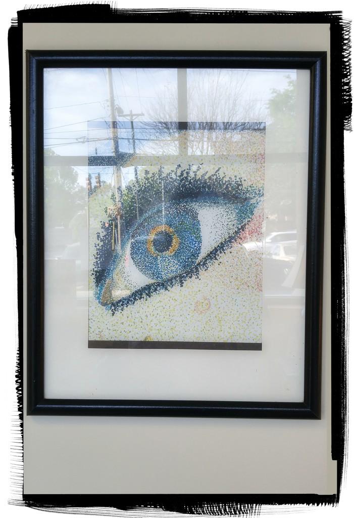 New eye art... by marlboromaam