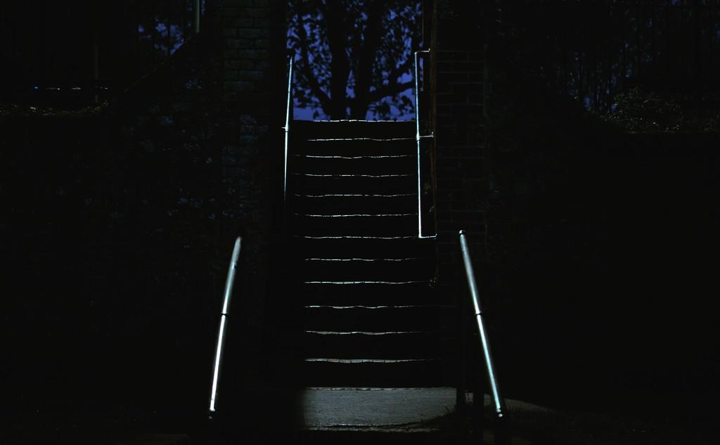 Blue Hour by moonbi