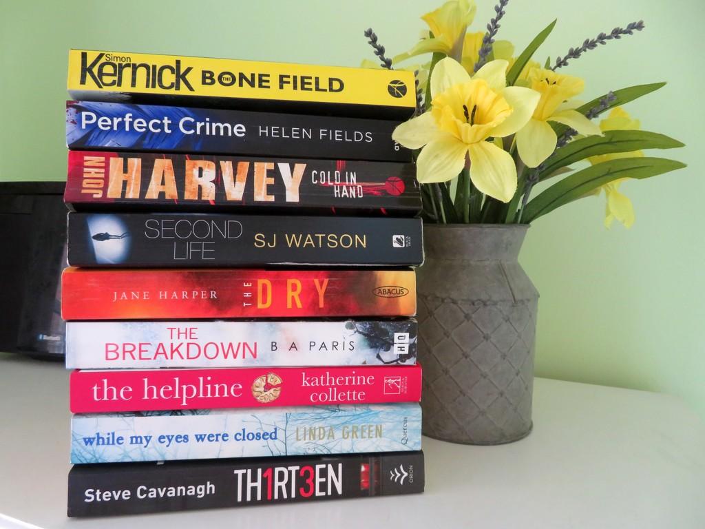 Book haul by lellie