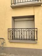 19th Apr 2021 - Three hearts on a balcony.