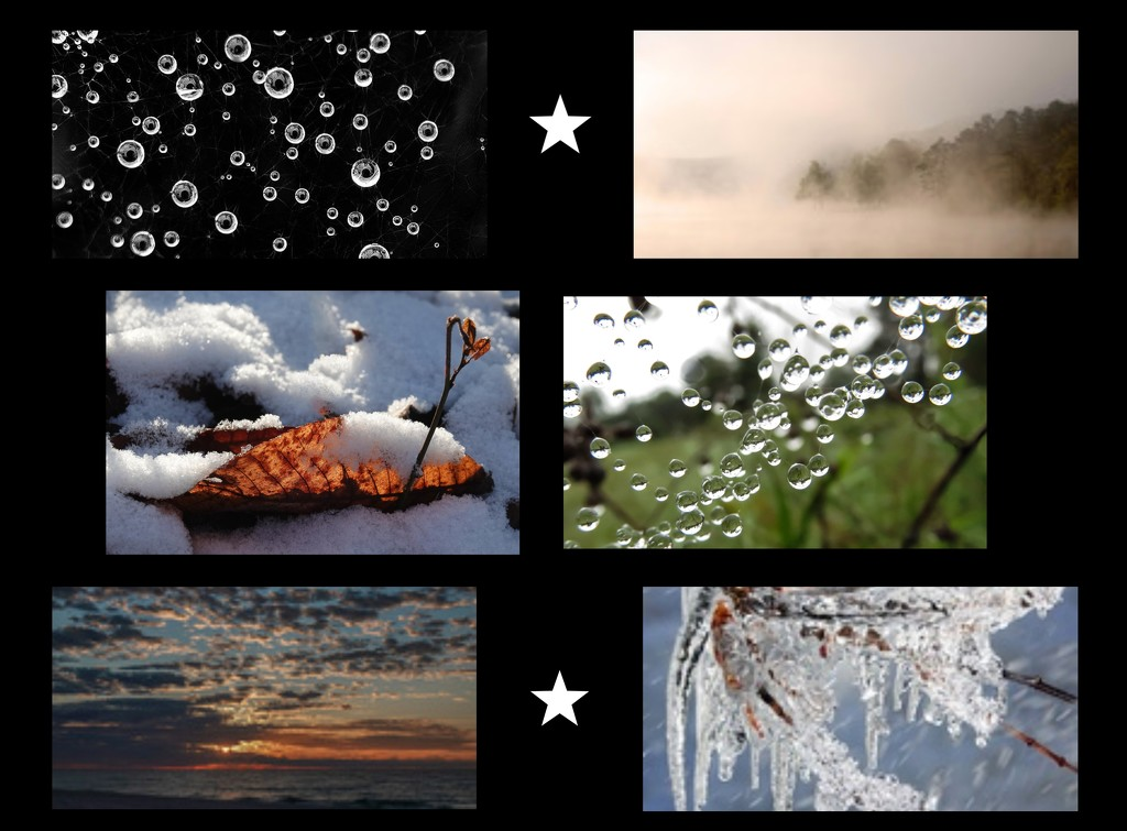 Many Faces of Weather by milaniet
