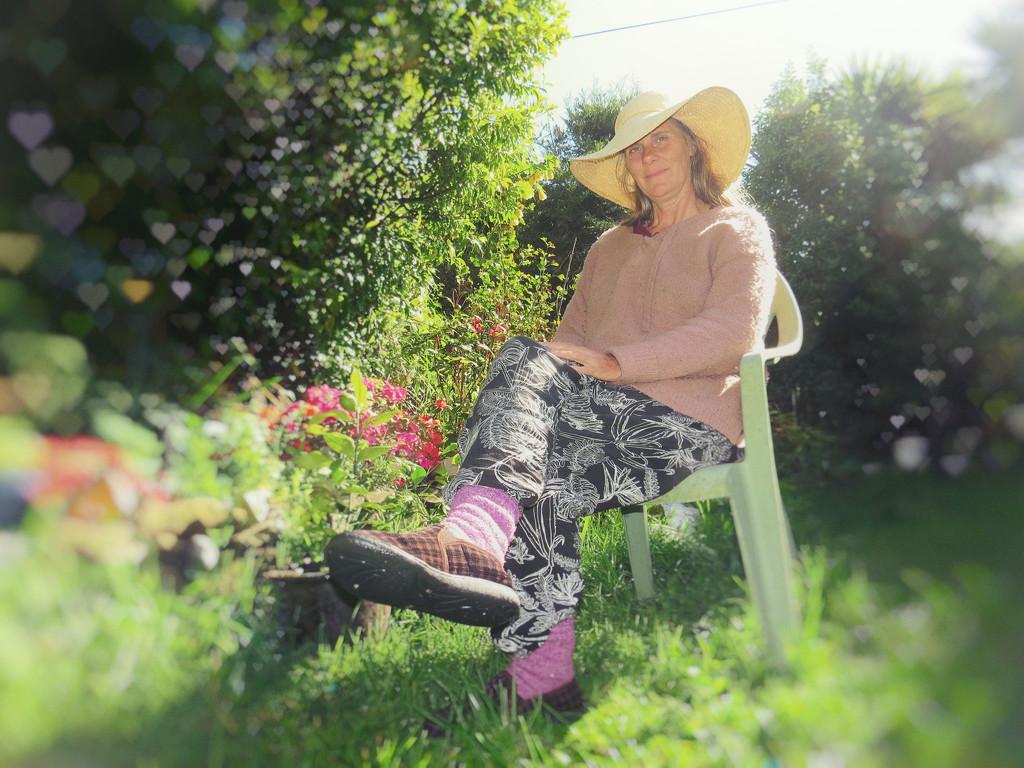 i <3 my garden by kali66