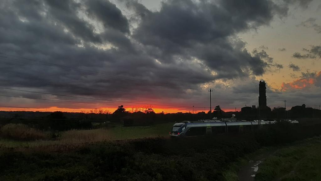 Same sunset... by frappa77