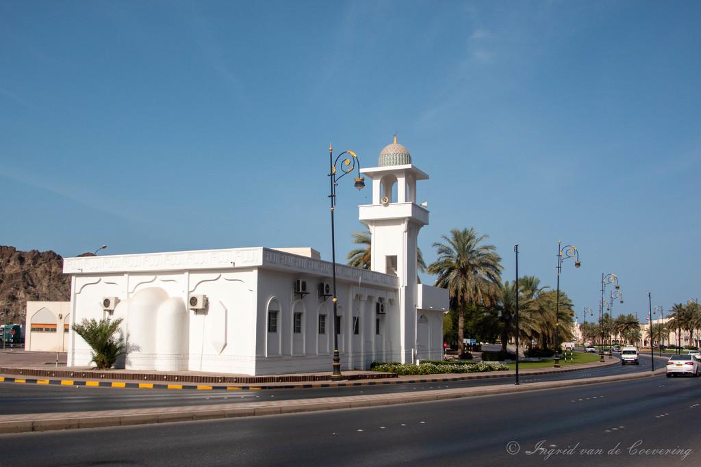 Mosque of Omar Ibn al-Khattab by ingrid01