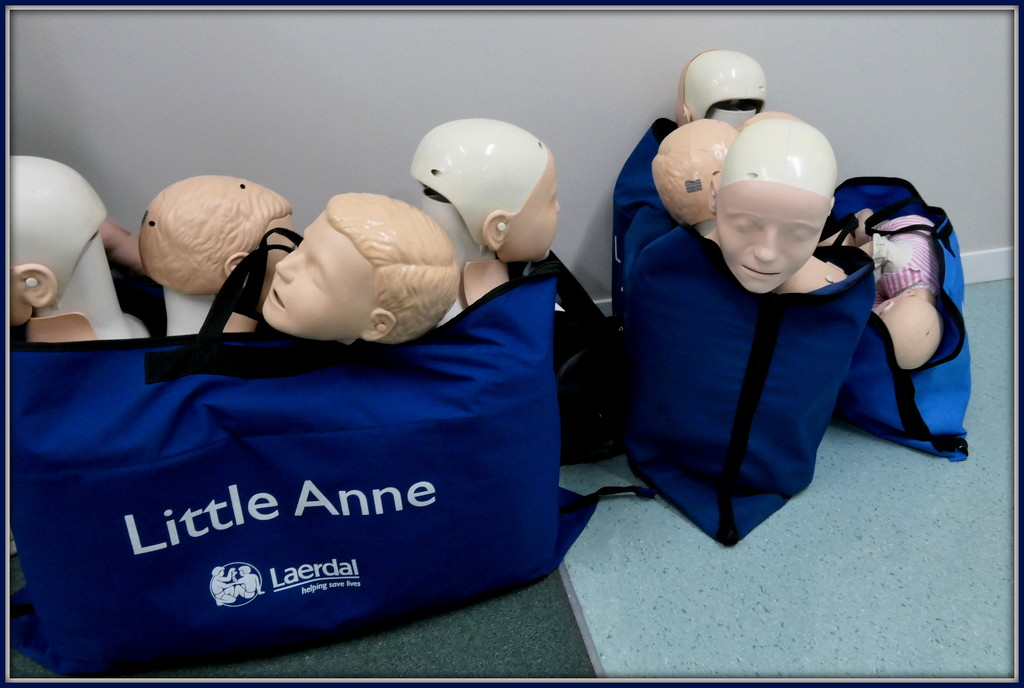 First Aid Course by dide