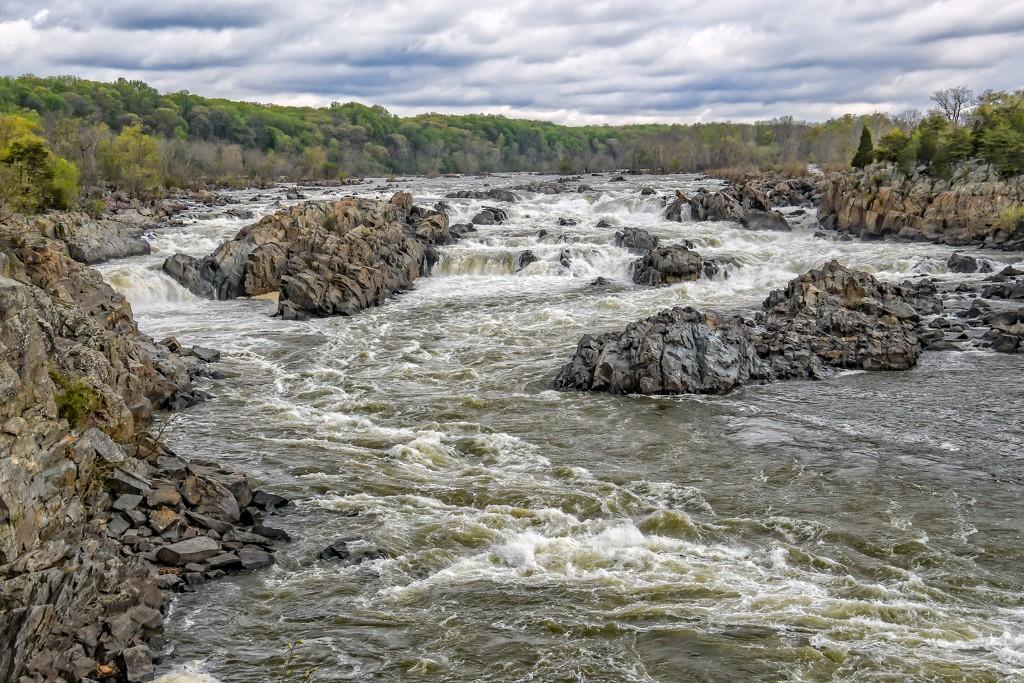 Powerful Potomac by danette