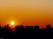 19th Apr 2021 - Red sunrise