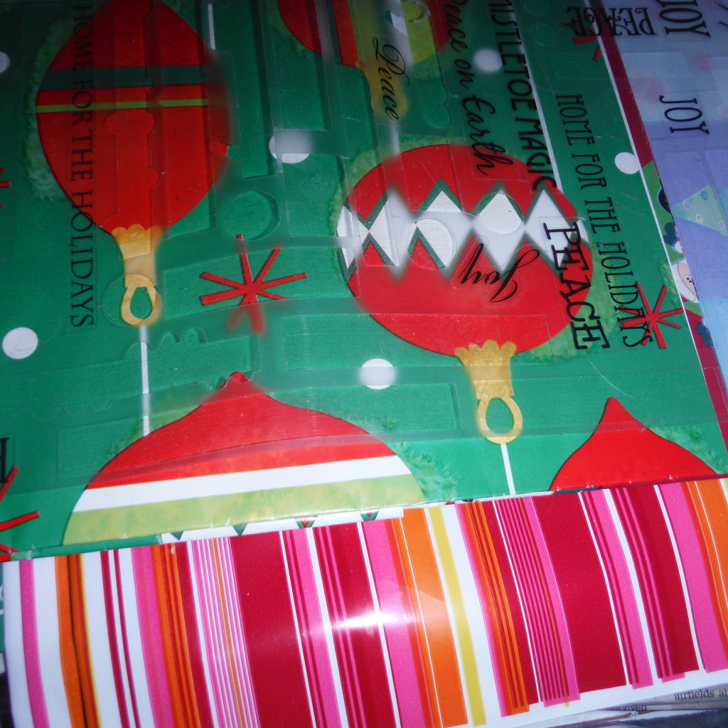 Paper #4: Wrapping Paper by spanishliz