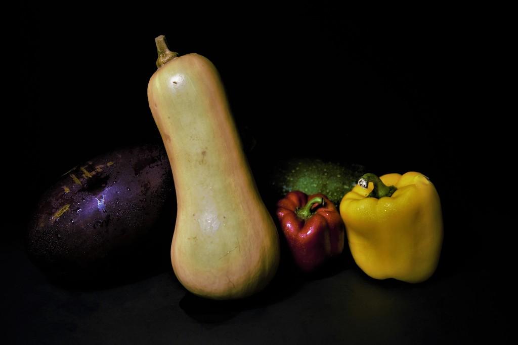 Veggies by chejja