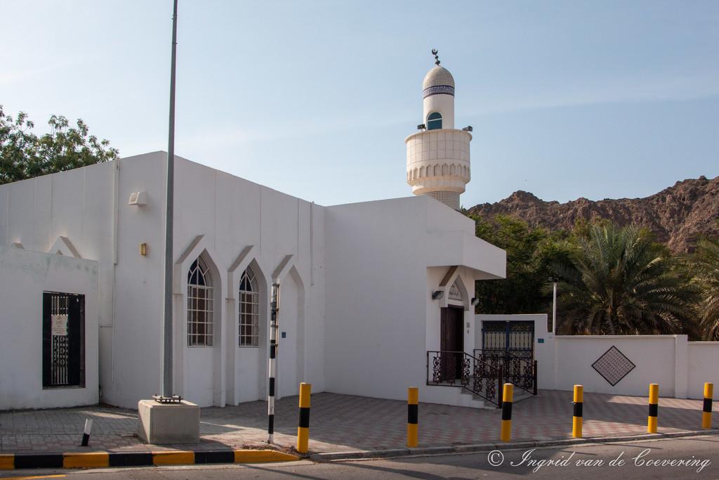 Al Imam al Mahdi (AJ) mosque - Mutrah by ingrid01