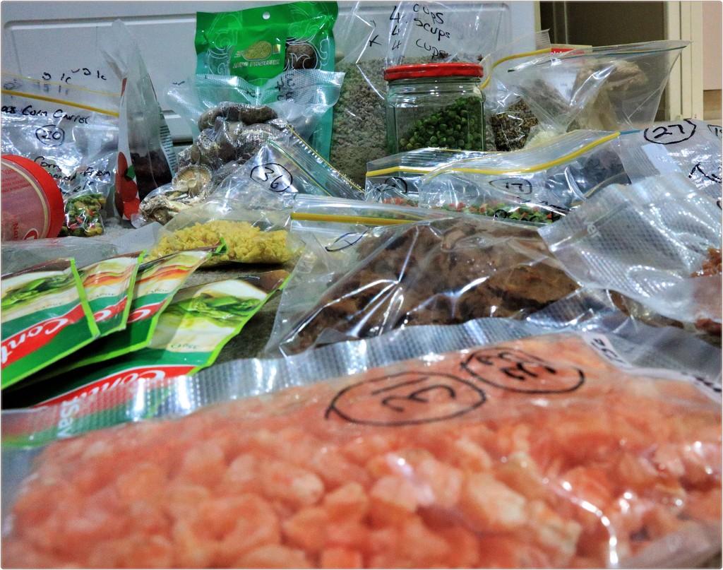 Next stage Food assembly by sandradavies